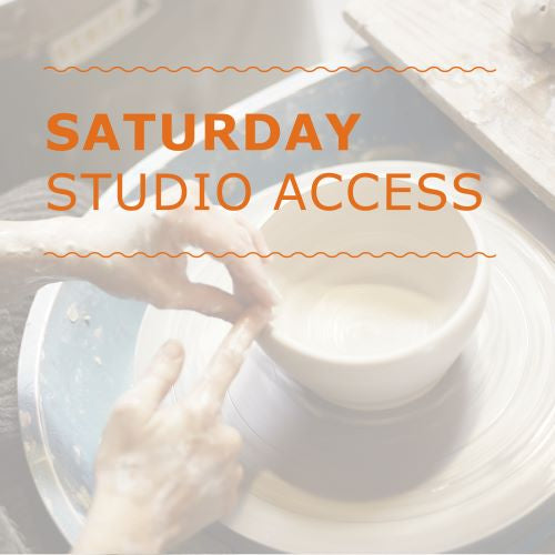 Saturday Studio Access