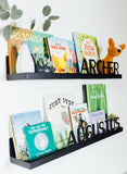 Customized Baby Name Shelves