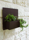 "Hip to Be Square Planter (12"" x 12"")"