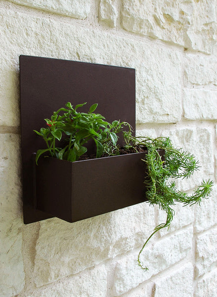 Hip To Be Square Planter 12 Quot X 12 Quot Urban Mettle