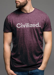 Civilized Original Mens Tee
