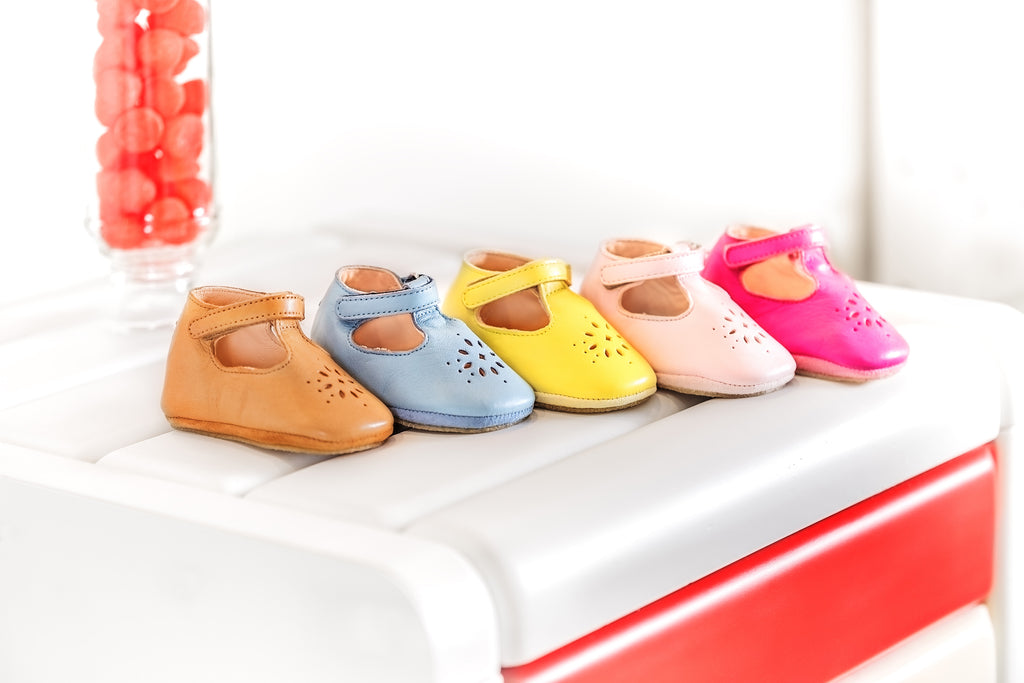 Shoes for the littlest feet