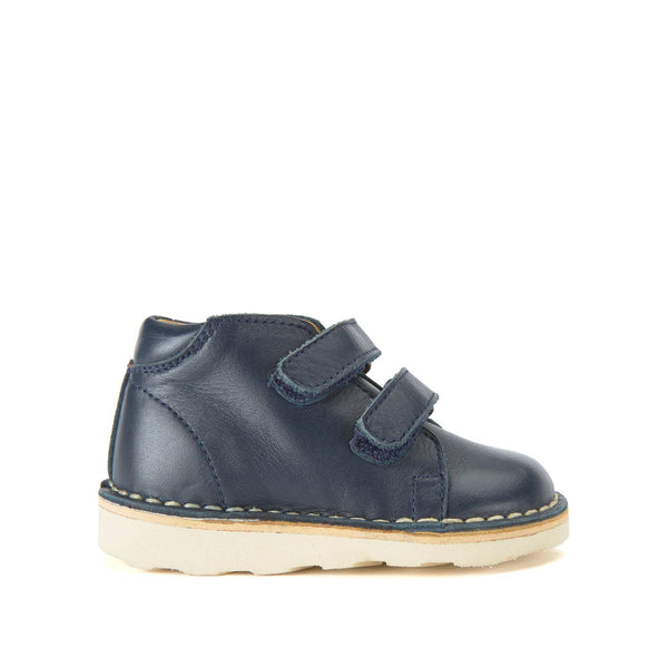 Bertie Monkey Boot Navy