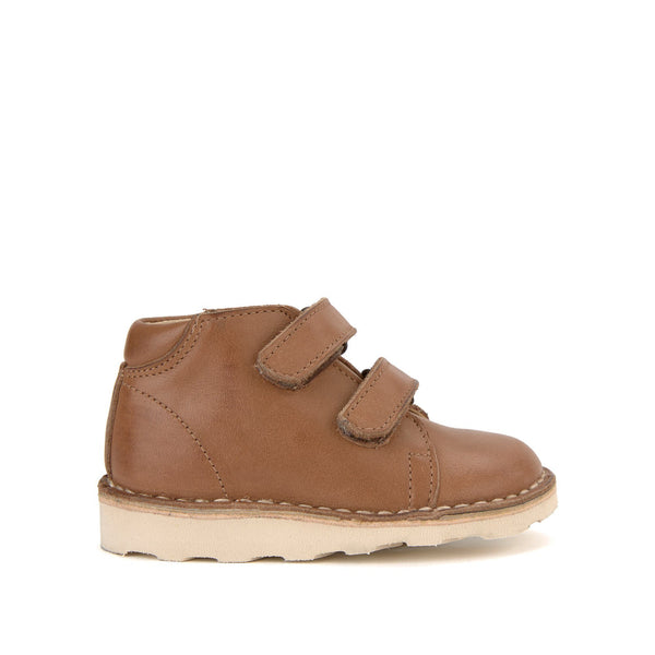 Bertie Monkey Boot Burnished Tan