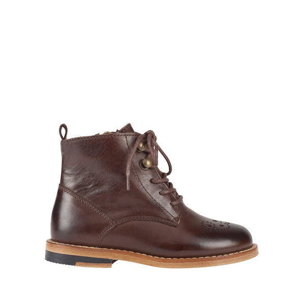 Buster Brouge Dark Brown Boot
