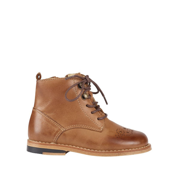 Buster Brouge Burnished Tan Boot