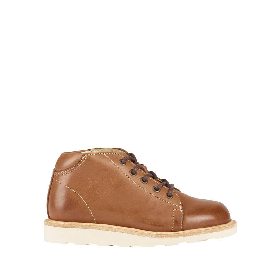 Hugo Tan Burnished Monkey Boot