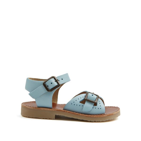 Pearl Baby Blue Sandal