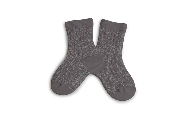 Brillantes Ankle socks - Gris Orage
