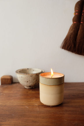 Artificer x Provider Store Ceramic Candle Cup