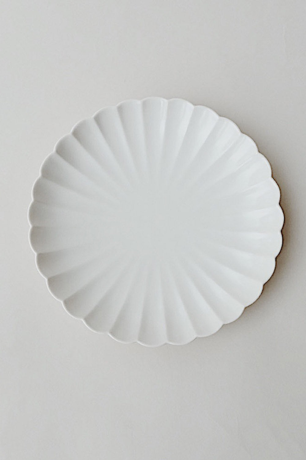 Jicon Chrysanthemum Plate - Large