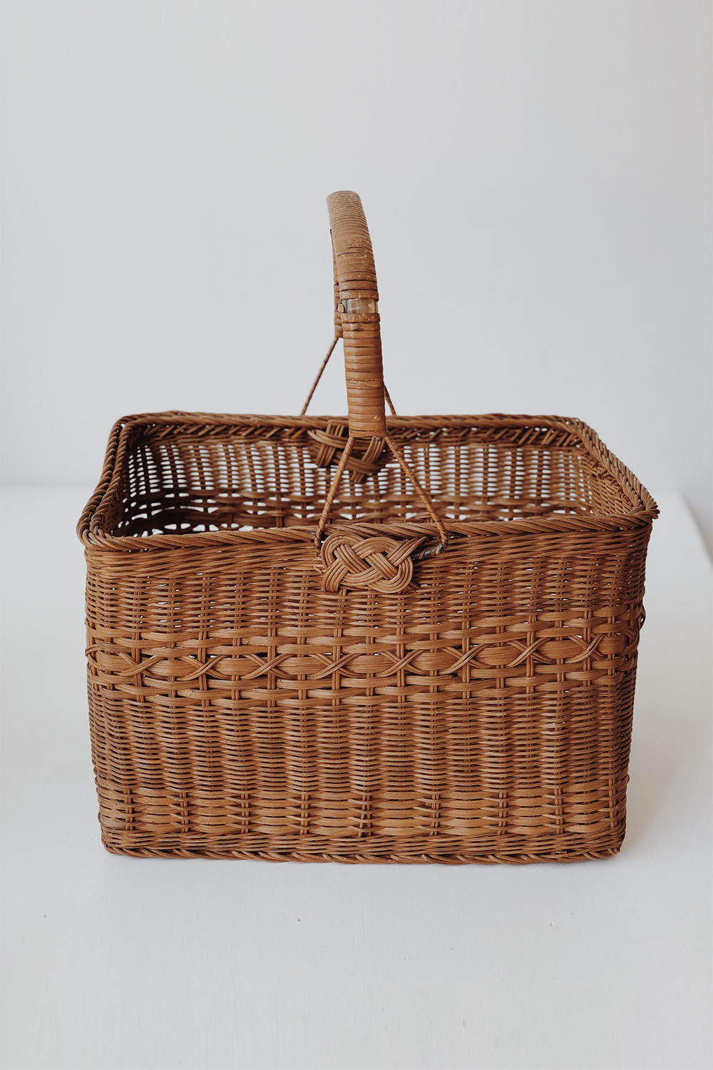 Japanese Antique Basket