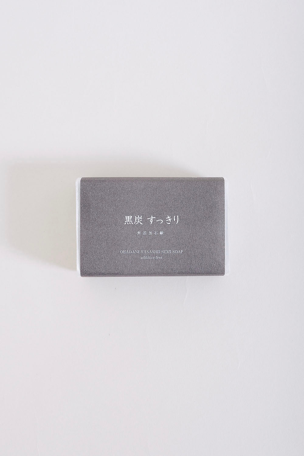 Japanese Black Charcoal Cold Pressed Soap