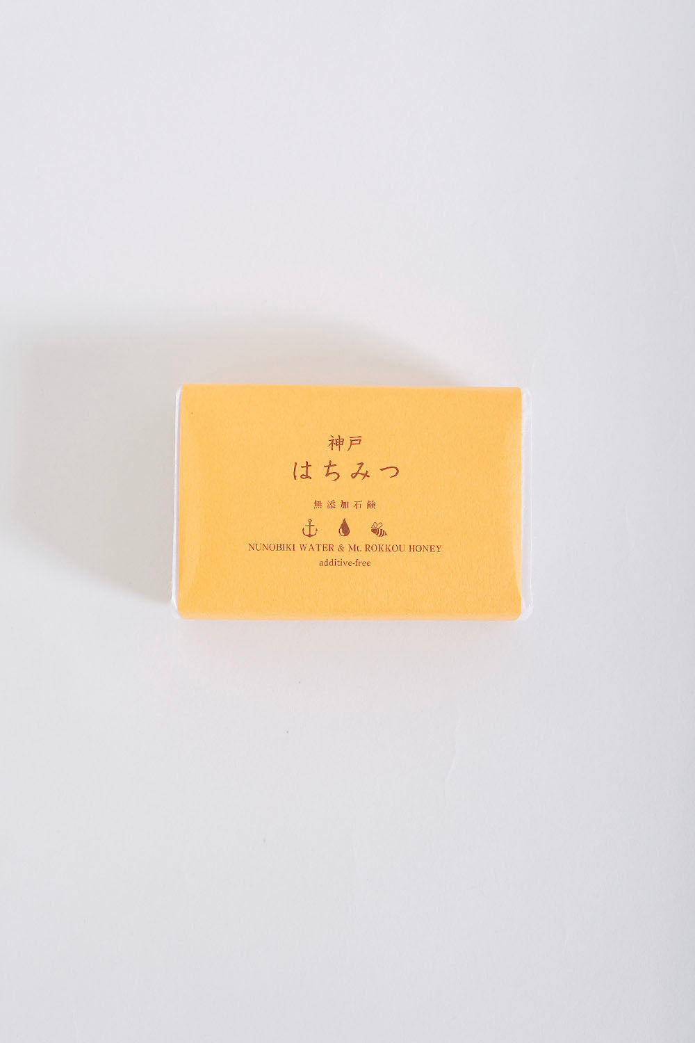 Japanese Kobe Honey Cold Pressed Soap