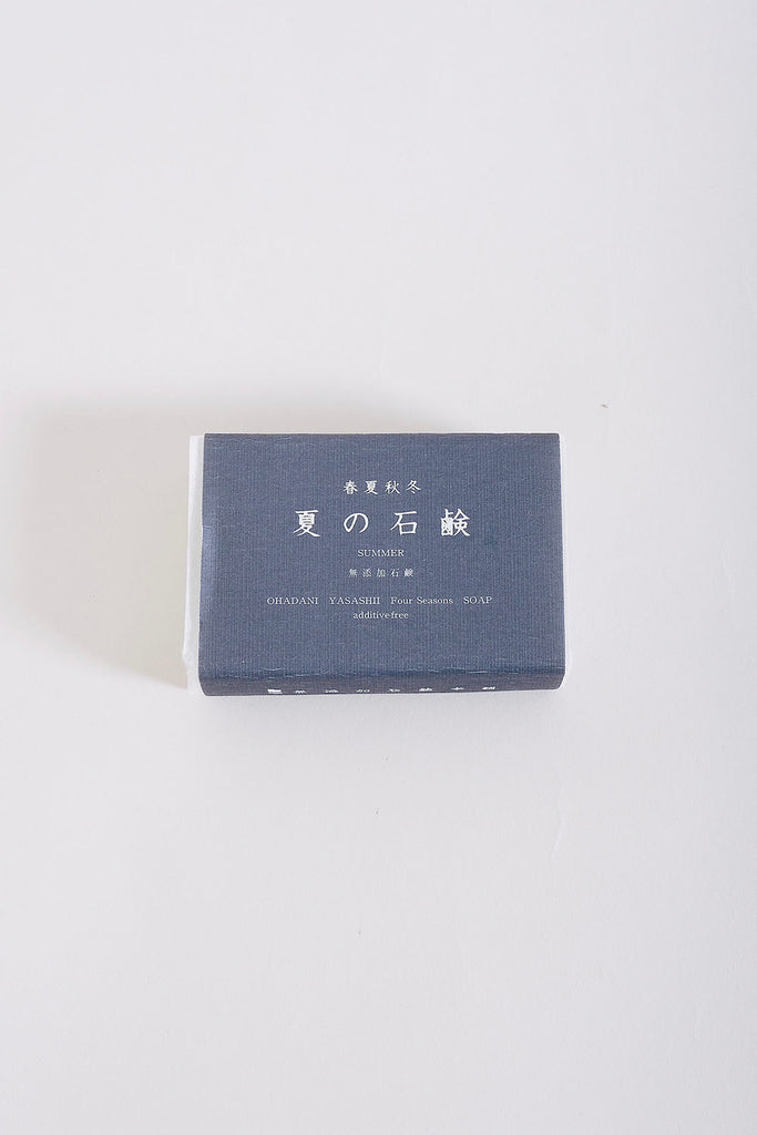 Japanese Summer Cold Pressed Soap