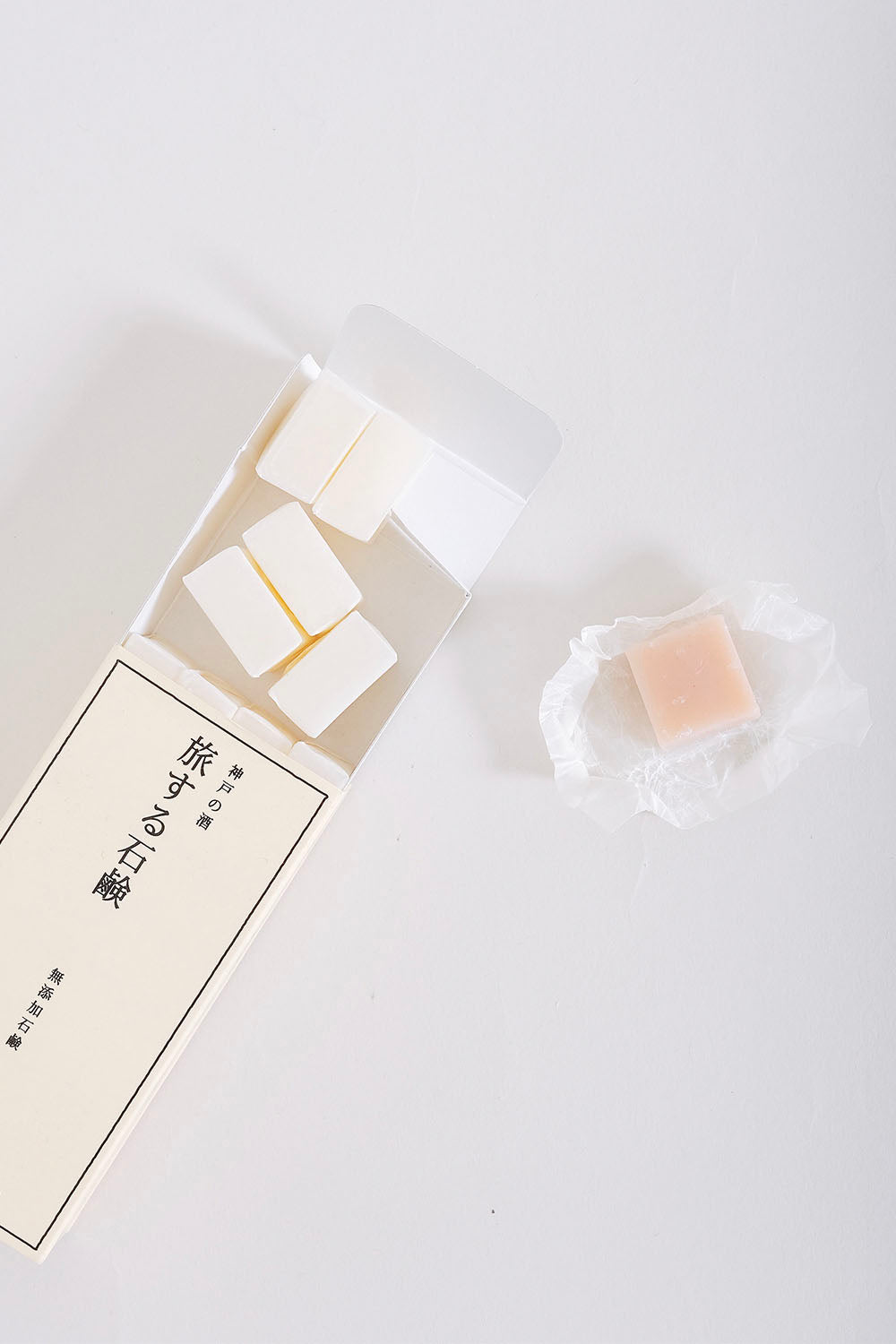 Japanese Travel Soap – Cherry Blossom
