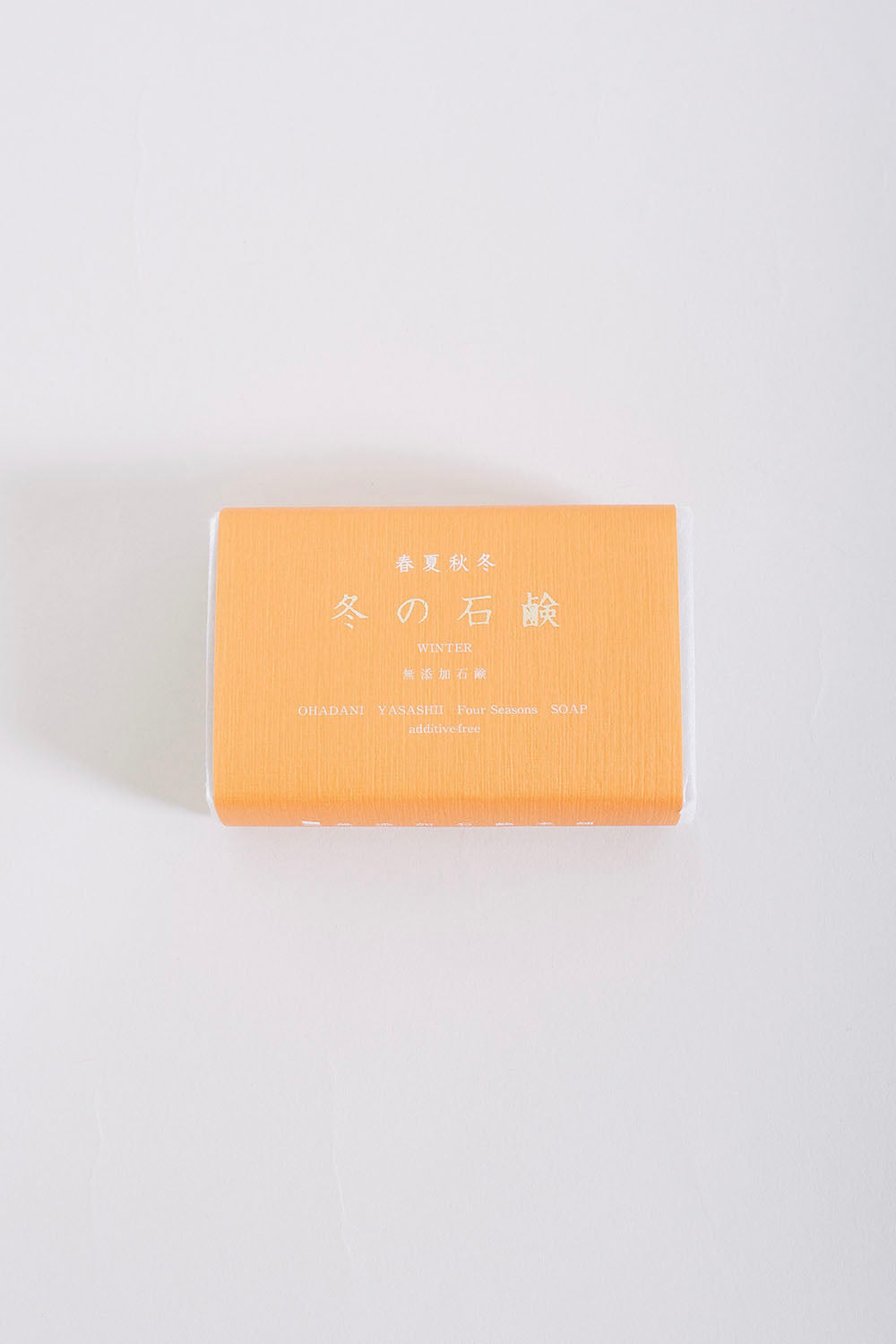 Japanese Winter Cold Pressed Soap