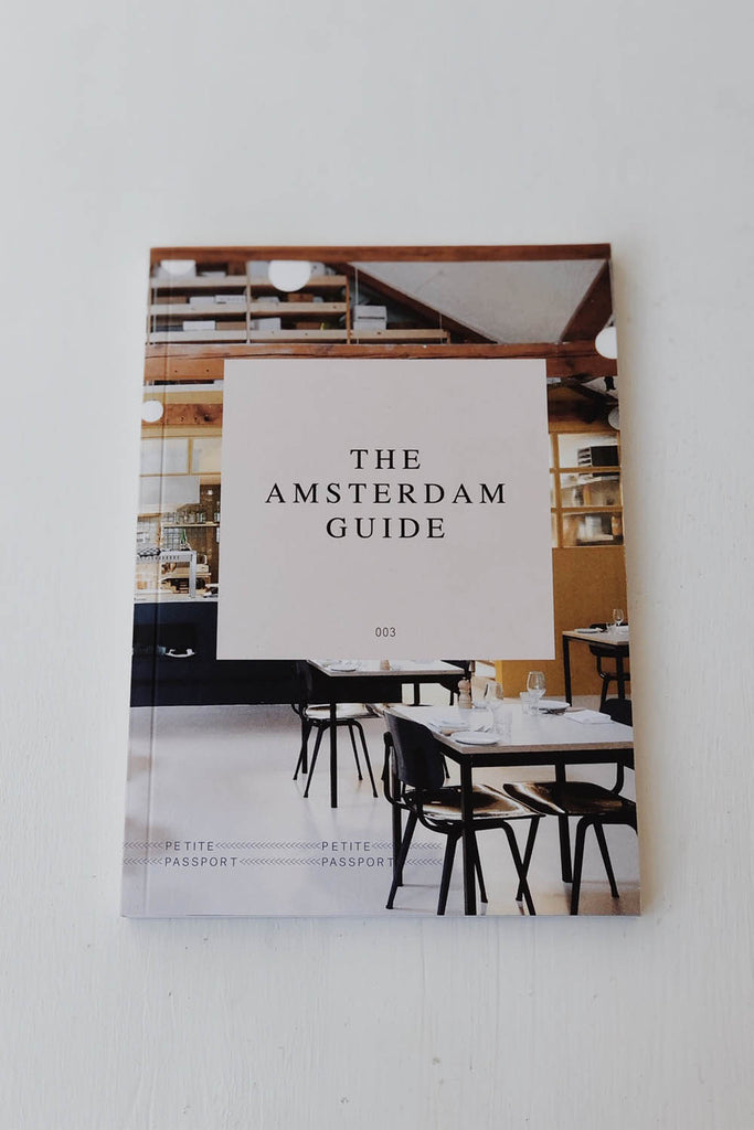 The Amsterdam Guide by Petite Passport