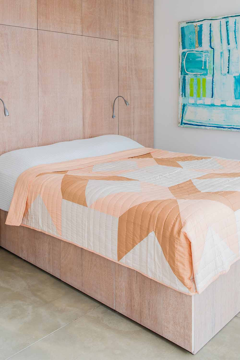 Aneau Aquila Bedroom Quilt