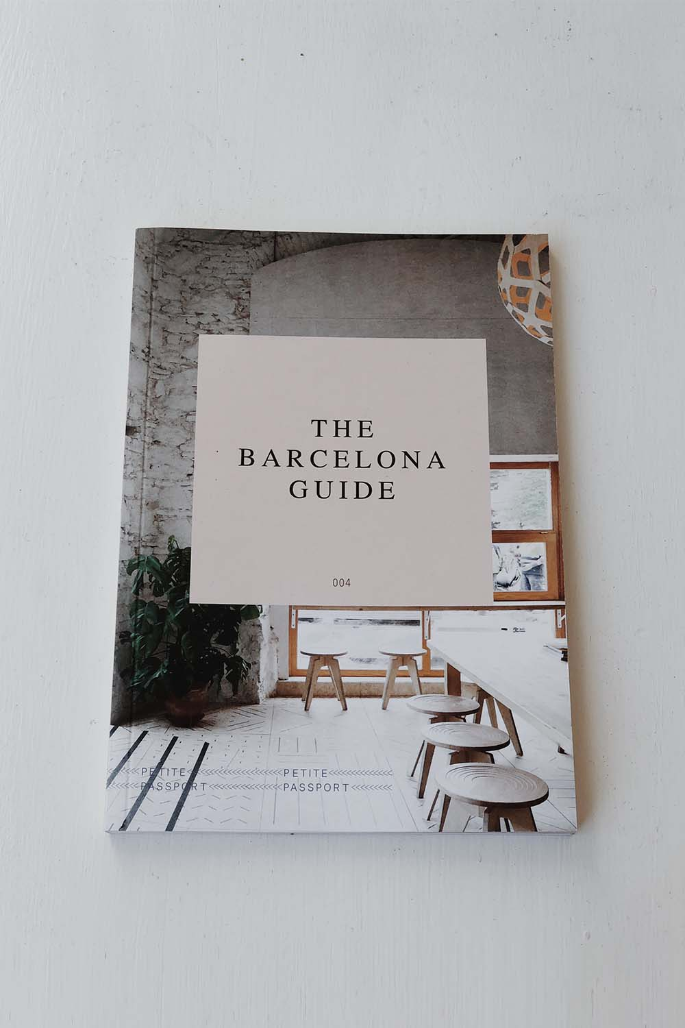 The Barcelona Guide by Petite Passport
