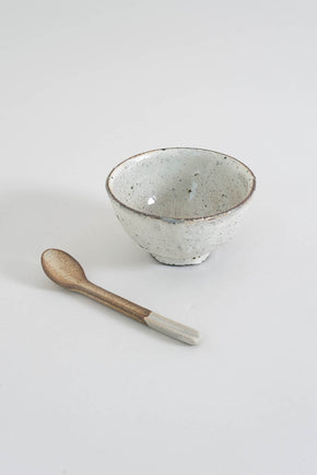 Ceramic Spoon – Brown