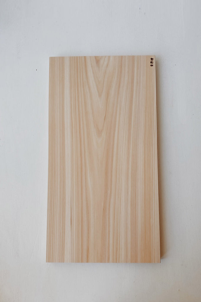 Japanese Hinoki Chopping Board - Small