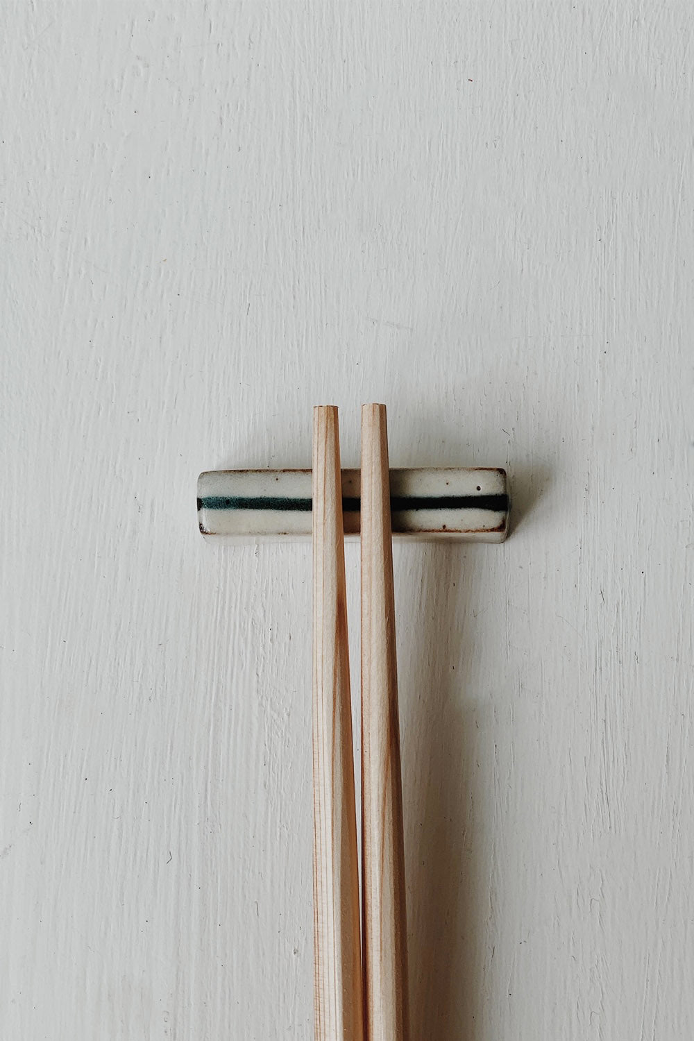 Japanese Ceramic Chopstick Rest