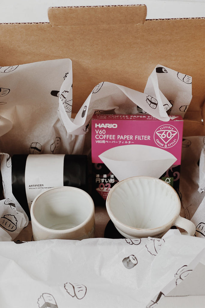 Coffee Filter Pack