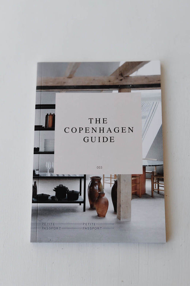 The Copenhagen Guide by Petite Passport