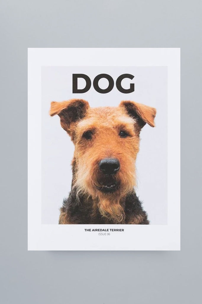 Dog Magazine Issue 06 – The Airedale Terrier.