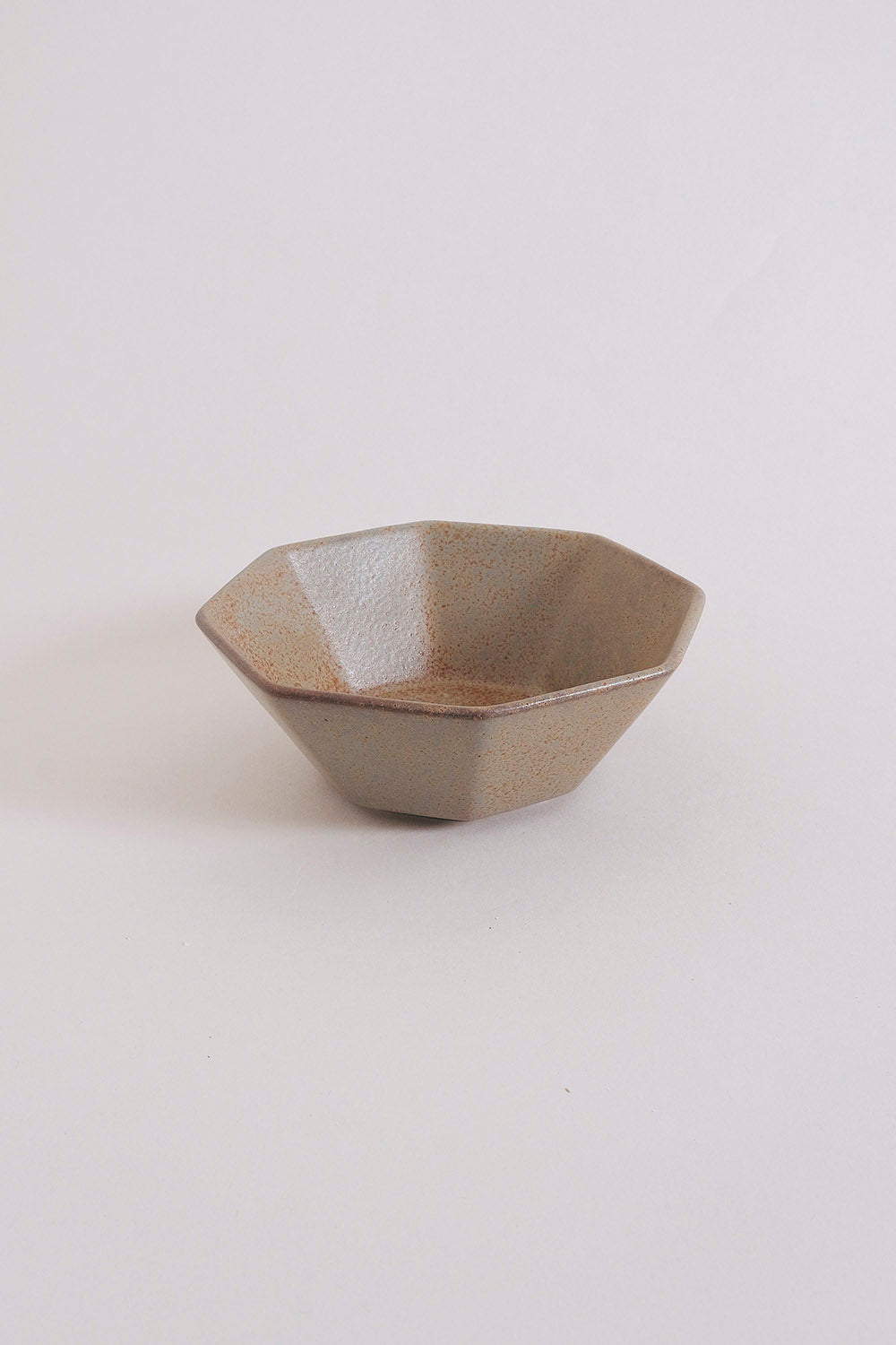 Ancient Pottery Bowl – Grey