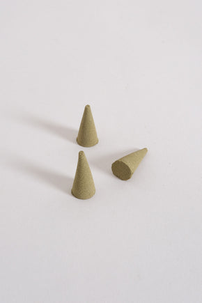 Japanese Incense Cones – Hinoki