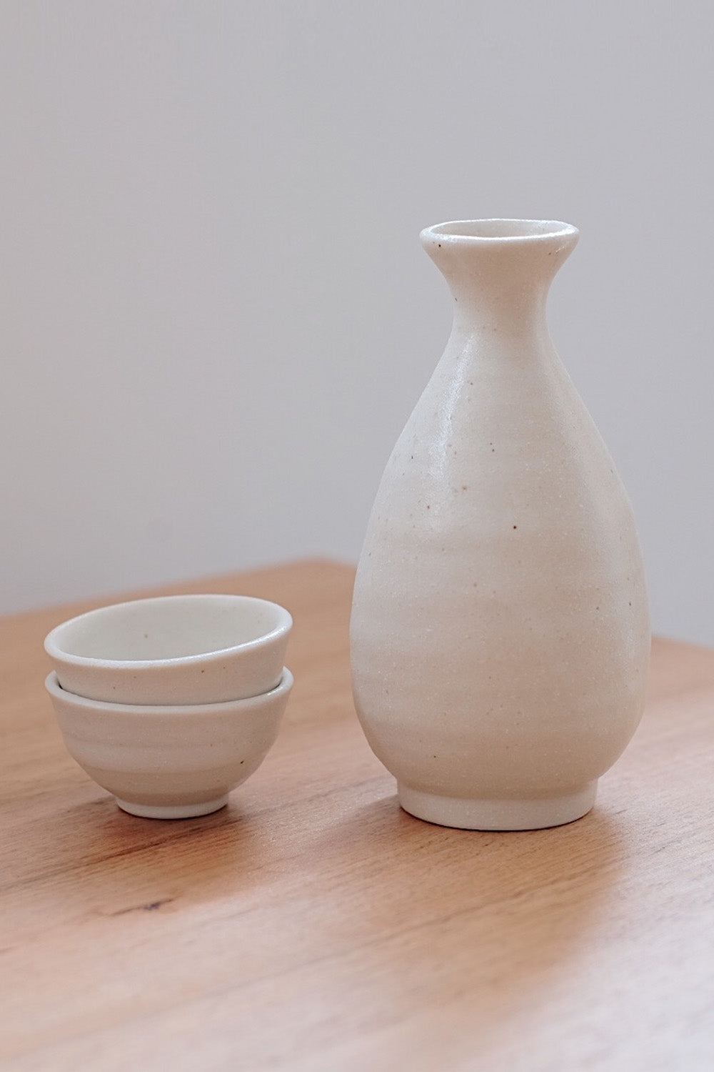 Japanese Saké Set - Two Cups