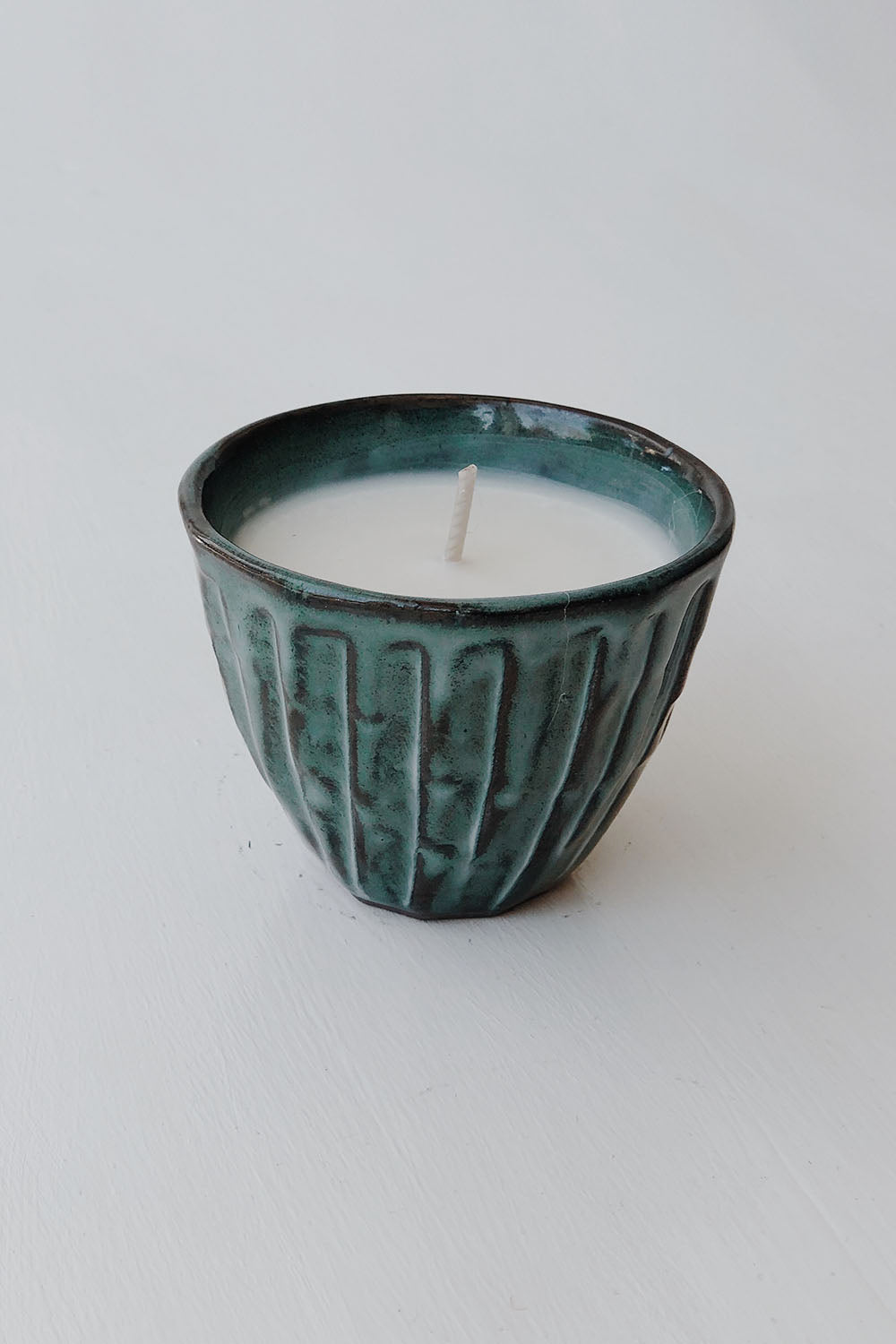 Japanese Kesha Candle - Charcoal