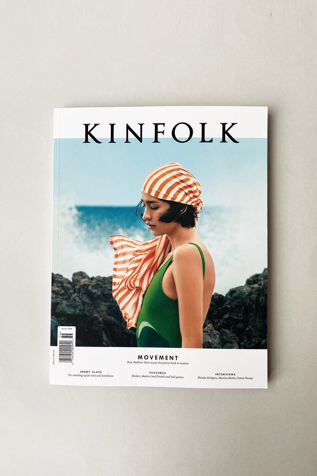 Kinfolk Issue 36 – Movement