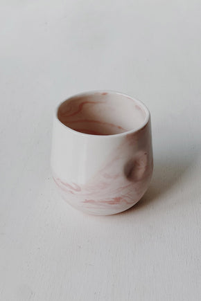 Milly Dent Kumo Cup - Marble Pink