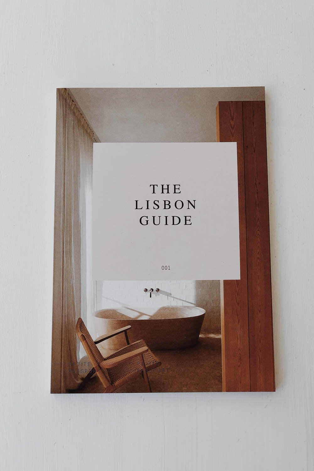 The Lisbon Guide by Petite Passport