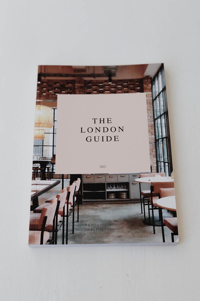 The London Guide by Petite Passport