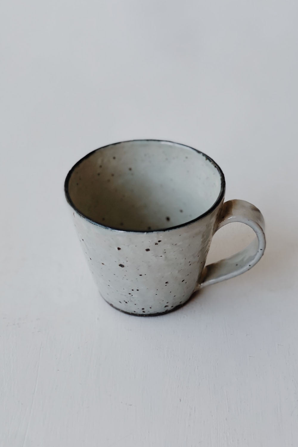 Japanese Speckled Mug