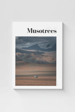 Musotrees: The Sensory Issue Vol 6
