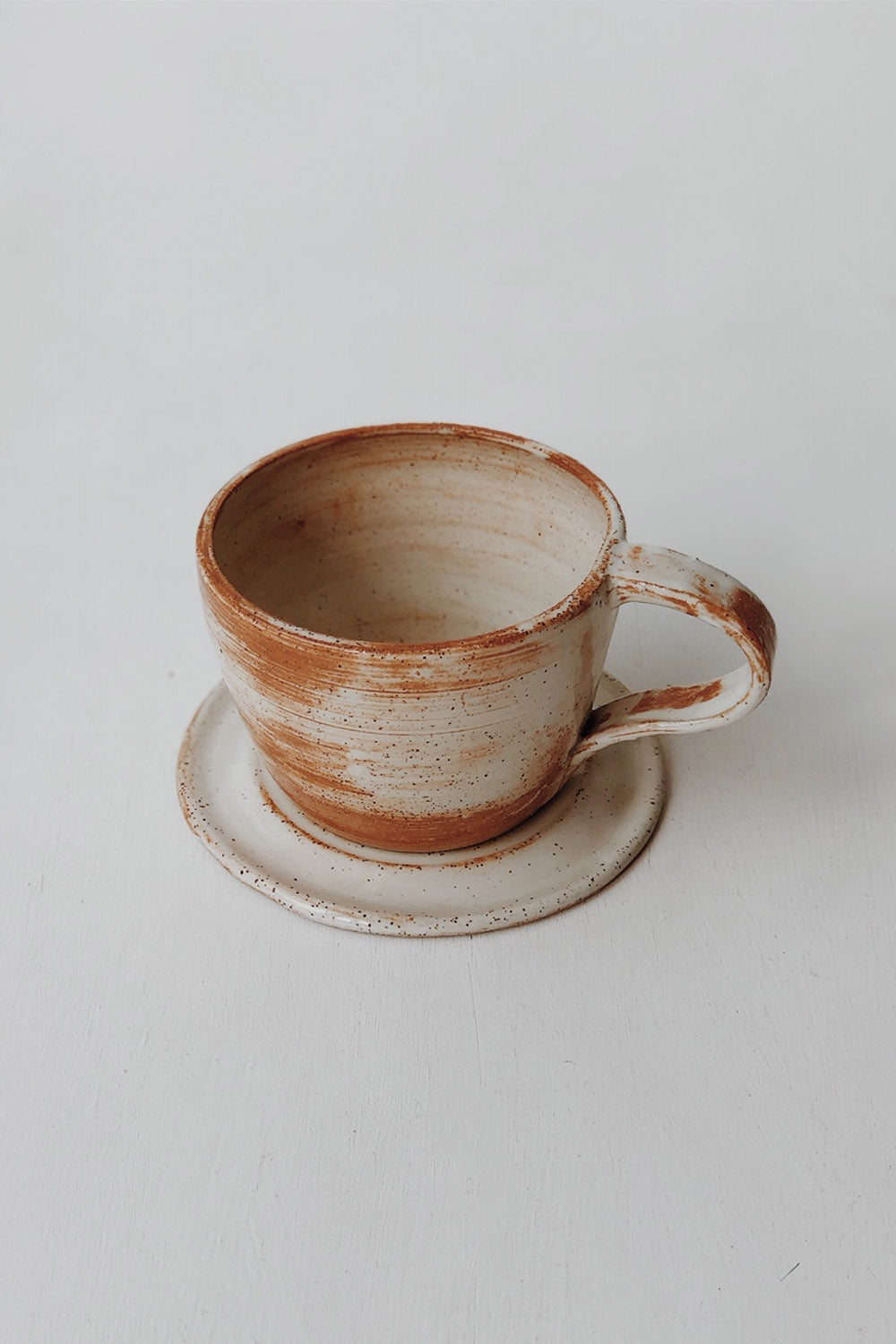 Open Objects Cup and Saucer