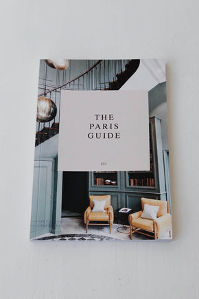The Paris Guide by Petite Passport