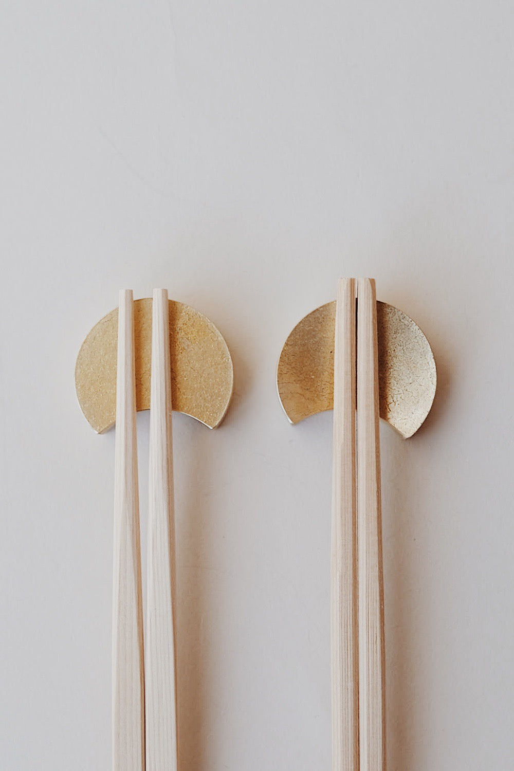 Futagami Chopstick Rests – Four Moons