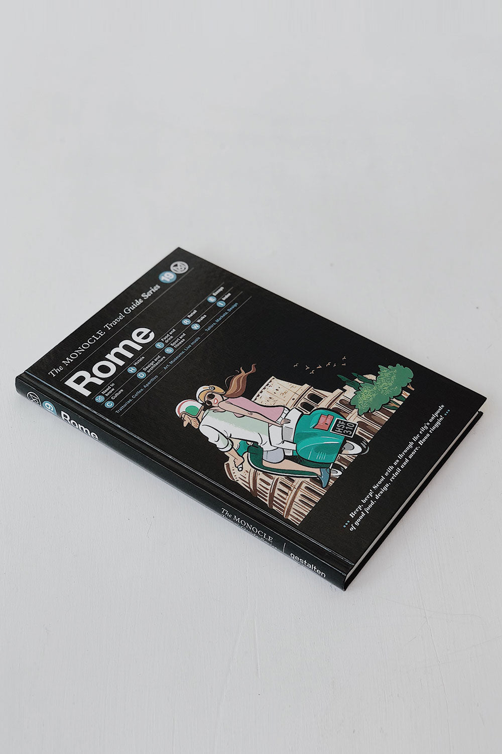 Rome : The Monocle Travel Guide Series