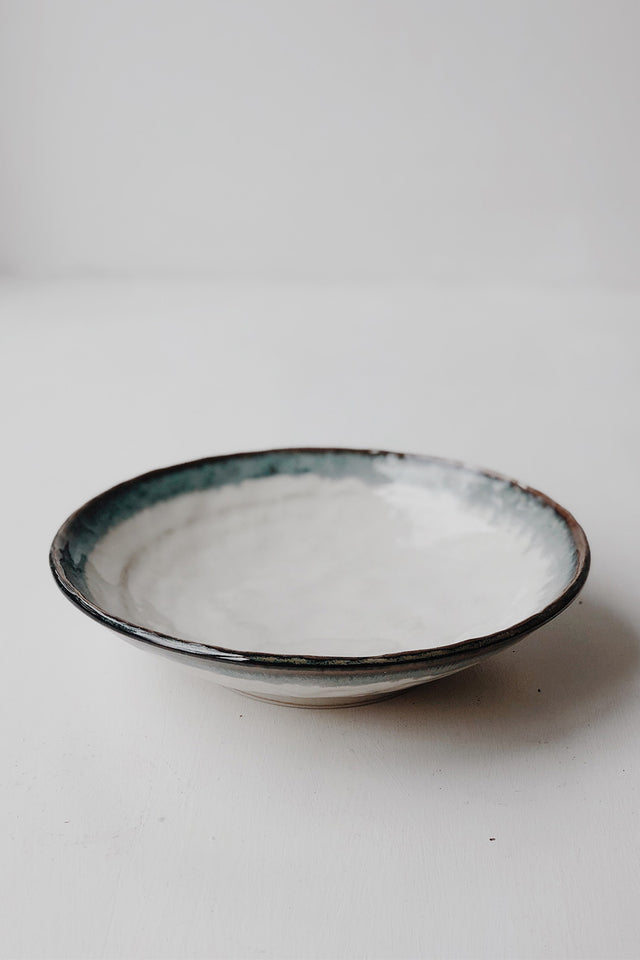 Japanese Sekki Shallow Bowl