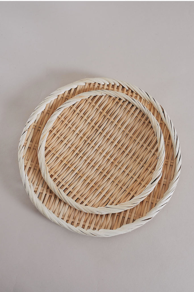 Soba Bamboo Basket - Small