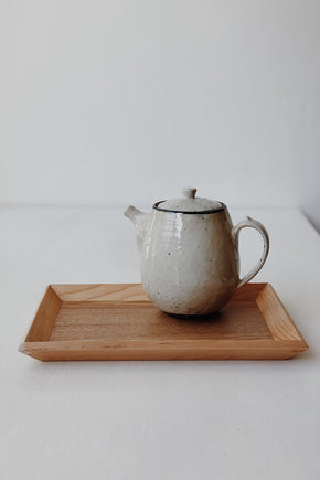 Japanese Speckled Teapot