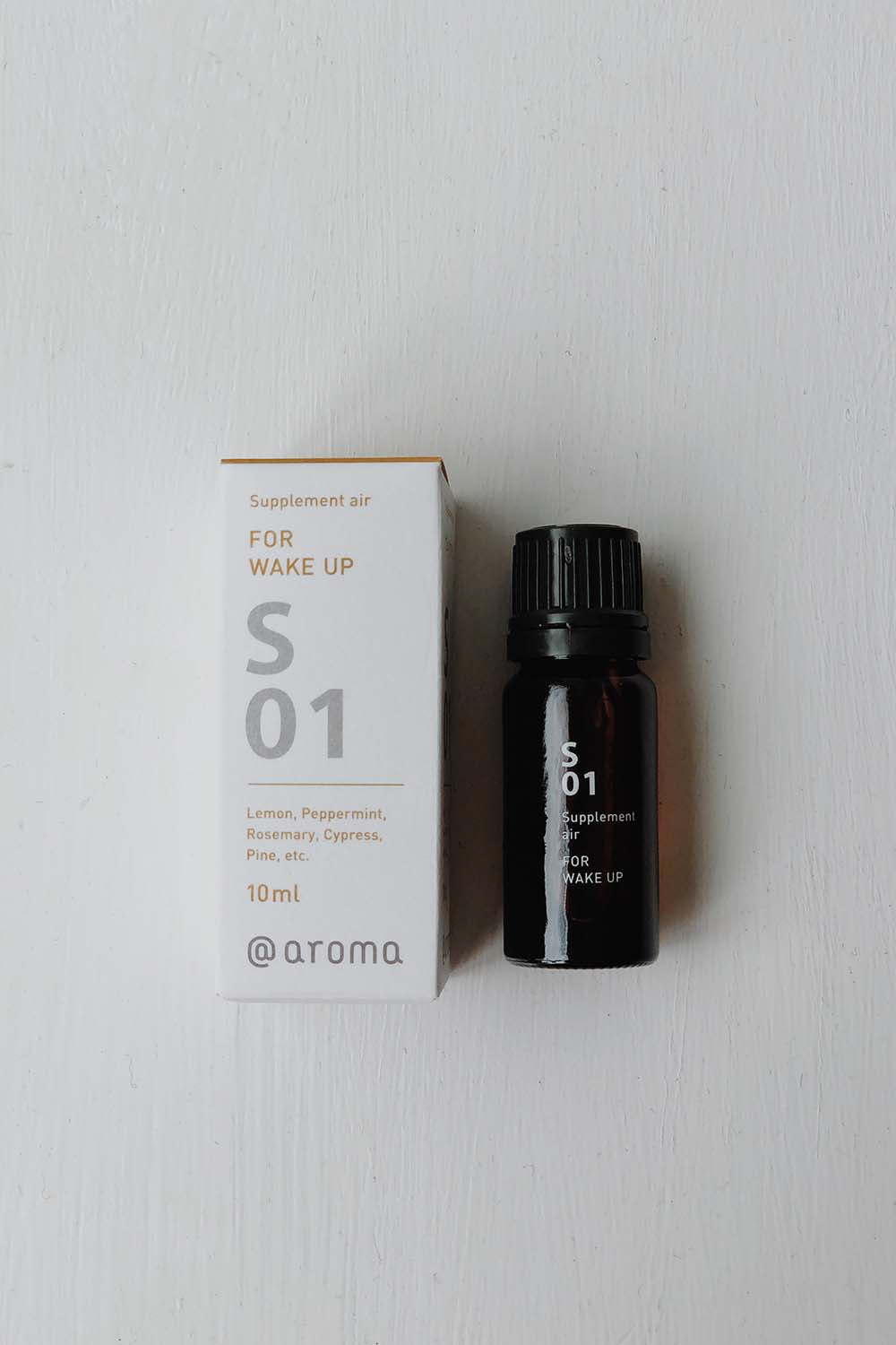 @Aroma For Wake Up Essential Oil