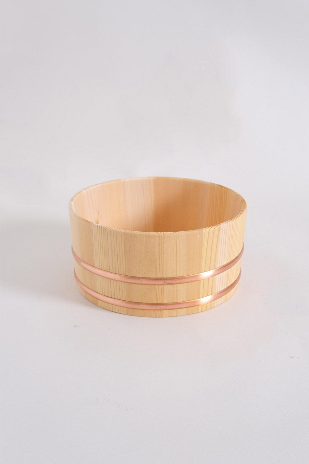 Japanese Wooden Wash Bowl – Small