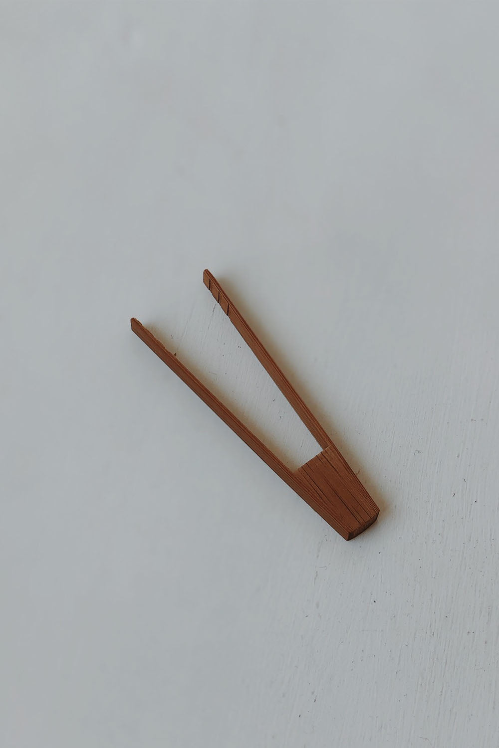 Bamboo Ginger Tweezers